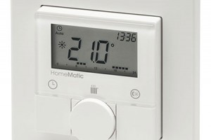 HM-TC-IT-WM-W-EU ARR-Bausatz Funk-Wandthermostat