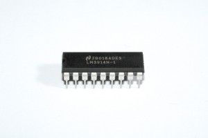 LM3914 Display-Treiber, Dot/Bar, DIL-18