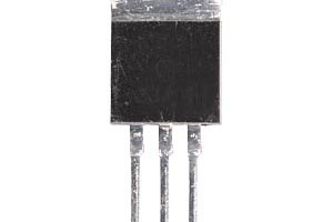 IRF 540 - Leistungs-MOSFET N-Ch TO-220AB 100V 28 A
