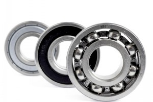 Deep groove ball bearing MR 105 ZZ